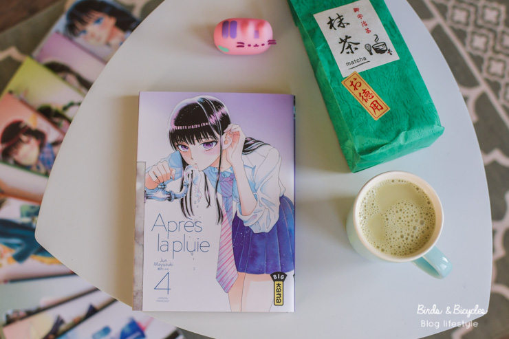 """Lecture pour les fans du Japon - """"Après la pluie"""" une série de mangas signés Jun Mayuzuki."""