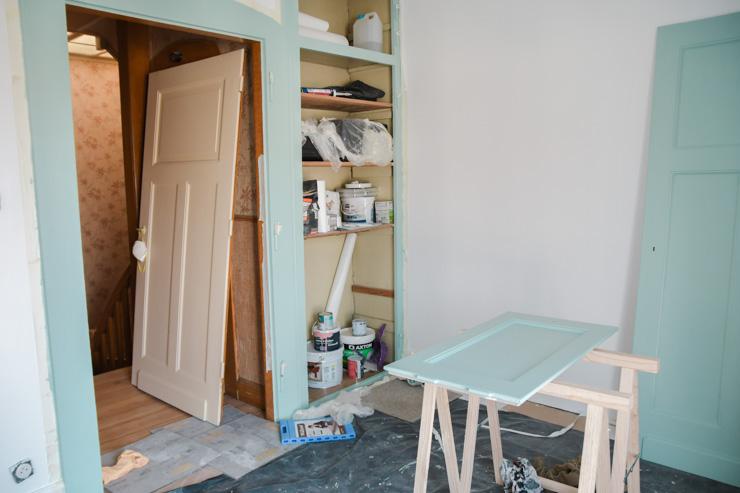 Ma rénovation de maison ancienne: je vous raconte les étapes sur le blog!