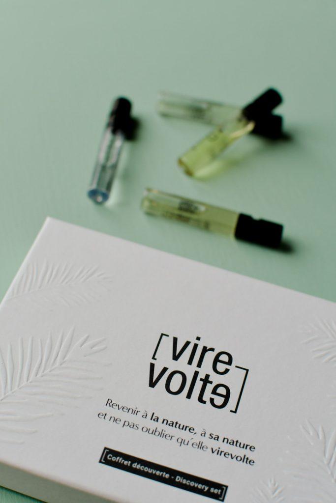 J'ai pu tester leur coffret découverte des parfums Virevolte via Mon Vanity Idéal, et je vous donne mon avis sur  Virevolte et ses 4 créations.