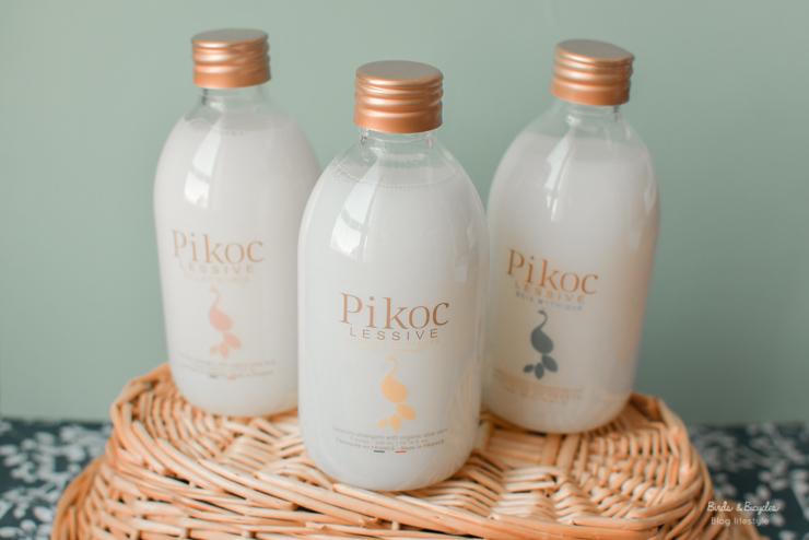 Les lessives naturelles & parfumées de Pikoc