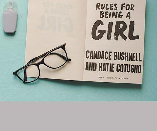 Roman: Manuel d'une fille culottée - Rules for being a girl - avis et conseil de lecture Young Adult