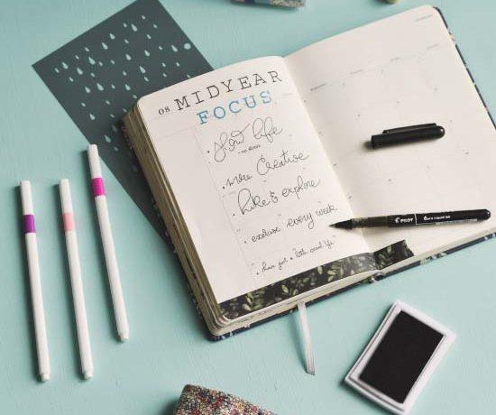 Mes bonnes résolutions sur le blog lifestyle féminin Birds & Bicycles
