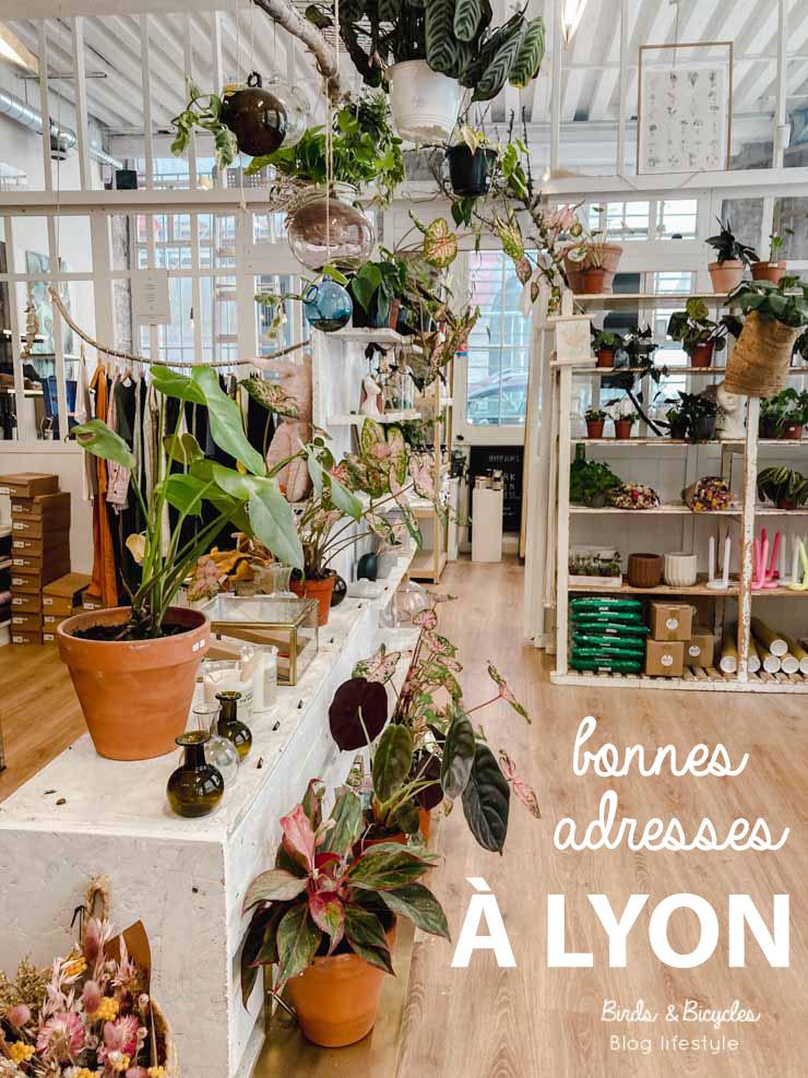 Toutes mes bonnes adresses à Lyon! Blog lifestyle Birds & Bicycles