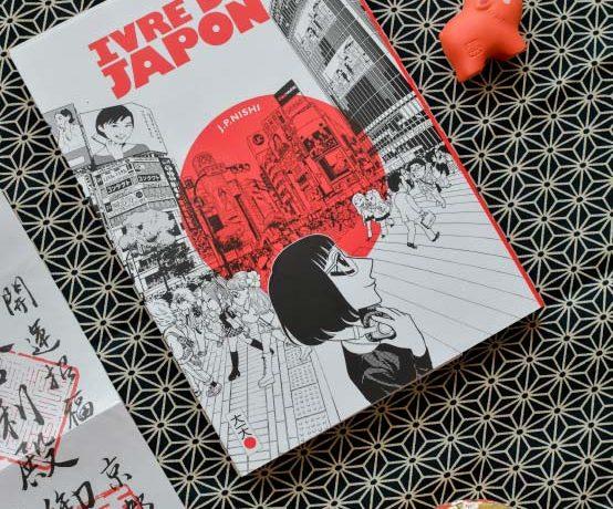 Manga Ivre du Japon - avis sur le blog Birds & Bicycles