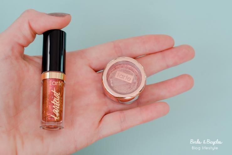 Make-up frosé par Tarte