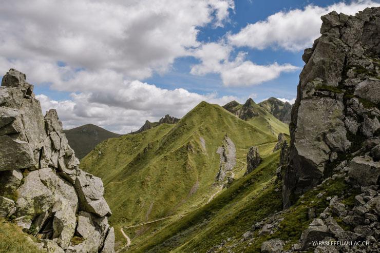 Belle randonnée sur le Puy de Sancy