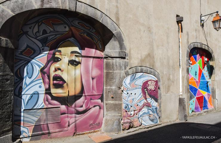 Street art à Clermont-Ferrand