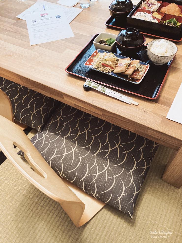 Restaurant japonais à Bâle