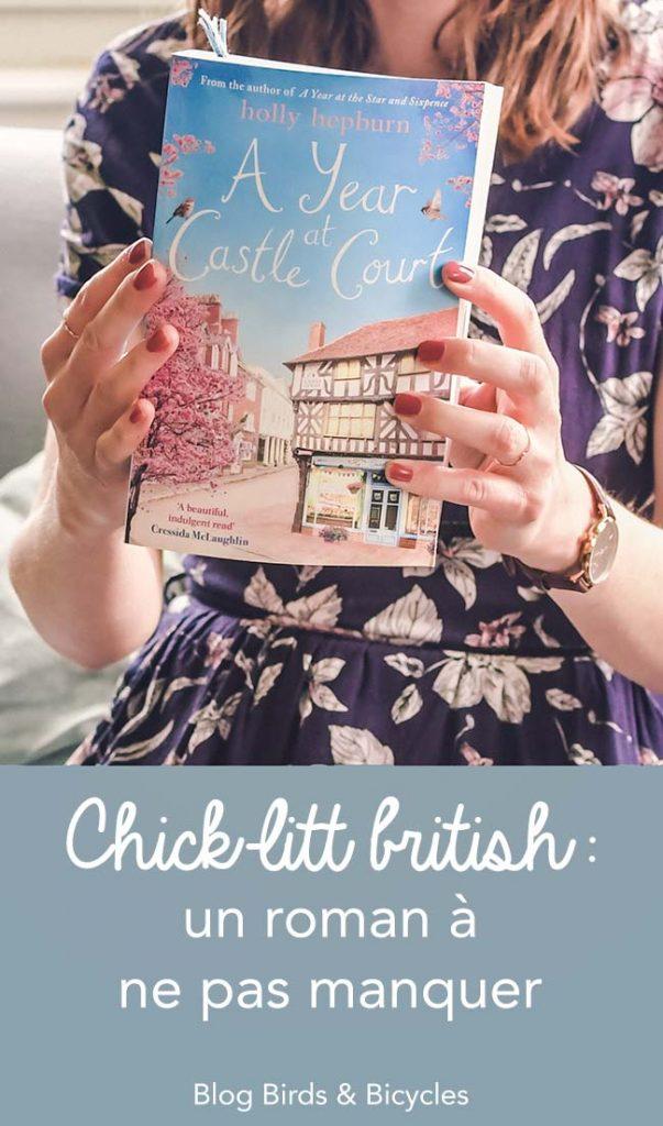 Les Nuits enneigées de Castle Court, un roman de chick-litt savoureux qui se passe en Angleterre!
