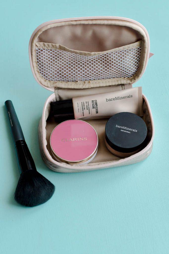 Joli blush Clarins - favoris maquillage teint sur le blog beauté Birds & Bicycles