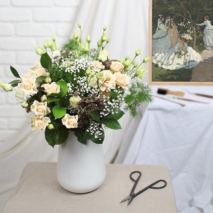 Bouquet de fleurs tirés de tableaux