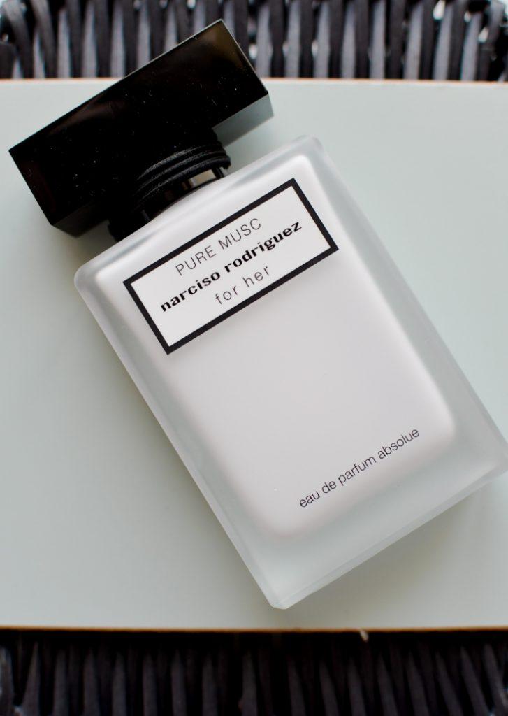 Pure Musc For Her - favoris parfums sur le blog beauté Birds & Bicycles