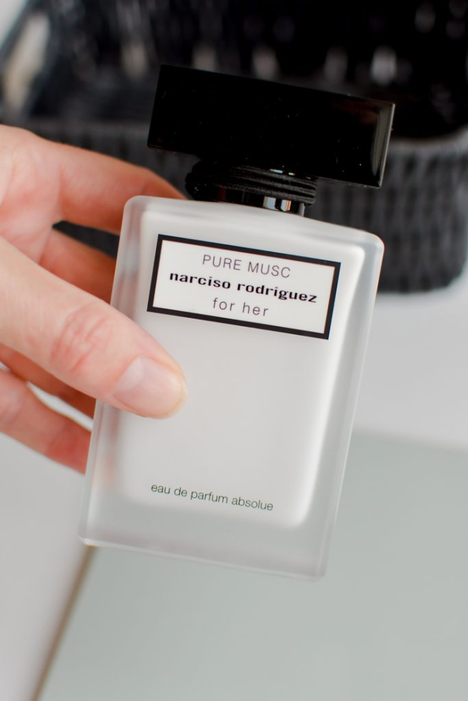Avis Pure Musc For Her - eau de parfum de Narciso Rodriguez sur le blog beauté Birds & Bicycles