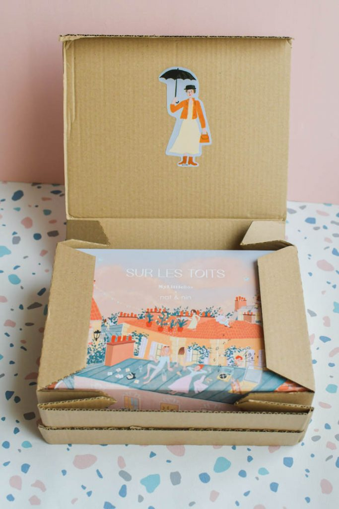 Unboxing de My Little Box de septembre 2021 (avec un code promo My Little Box)