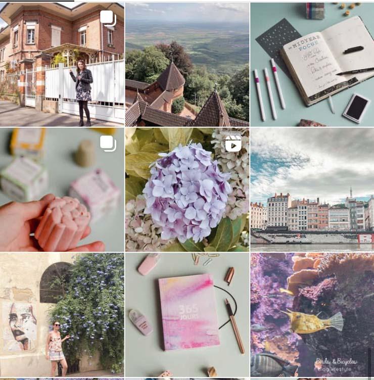 Mon instagram - blogueuse lifestyle entre Alsace et Suisse